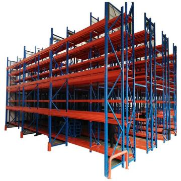 Cold Rolled Warehouse Storage Steel Pallet Metal Rack And Shelving For Factory