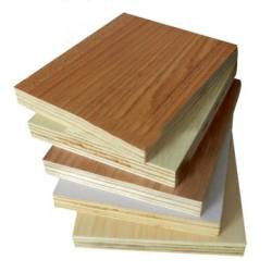 Finger Joint Poplar Wood Laminated Shuttering Plywood for Construction Plywood