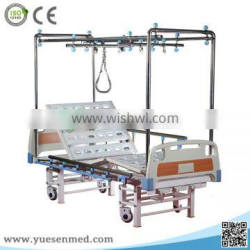 Good sale hospital orthopedic bed, hospital equipment traction bed