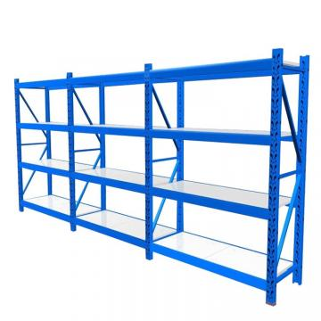 High Quality Double Side Cold Rolled Steel Warehouse Shelf Storage Rack Cantilever Rack