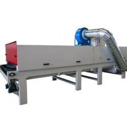 Automatic Drying Hot Air Force Circulation Heat Treatment Furnace