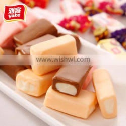 Yake 250g toffee candy with fruit flavor