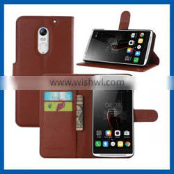 C&T High quality ultra-thin PU Leather Case for Lenovo Vibe P1m smartphone