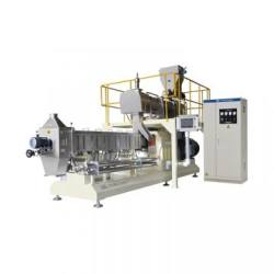 Breakfast Cereal Corn Flakes Puffed Snacks Food Processing Making Machine