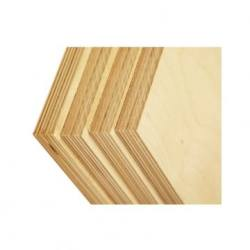 4FT X 8FT Black Laminated Plywood Waterproof Plywood for Building