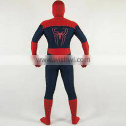 Hot Sales Spiderman Costume Sexy Fancy Dress Costume Halloween Party Costume