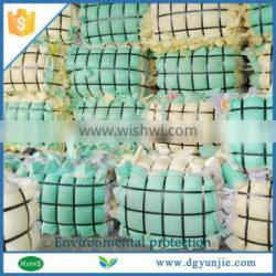 Top selling Cheap compressed waste foam in bales