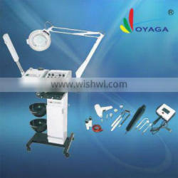 High quality 8 in 1 magnifying lamp wood lamp skin analyzer