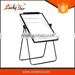 zhejiang red sun promethean interactive non-magnetic recordable white board grid lines for classrooms