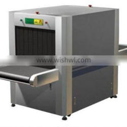 500 * 300 mm Tunnel X Ray Baggage Scanner For Transport Terminals Security Detecting