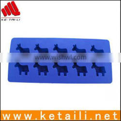 Factory Price silicone cake mold for new year