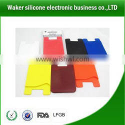 promotion item silicone card holder