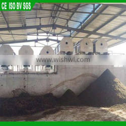 cow farm equipment dung dewatering machine farm equipment for manure water extractor for dairy