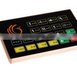 5V KTV Touch Panel Controller Touch Panel Switch DMX Controller