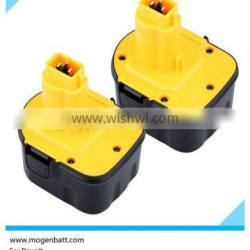 NI-CD Battery Pack Replacement Power tool battery For Dewalt 12V rechargeable battery for DW979K-2 DW979K2-BR DW980
