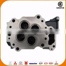 Factory supply motor engine parts cylinder head 6D125