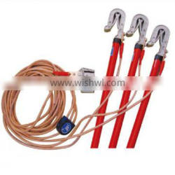 25-75mm2 Portable Grounding Rod with Earth Clamp and earth wire