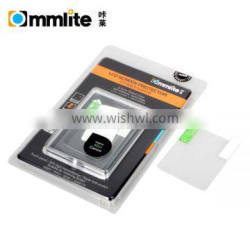 Commlite Self-adhesive 0.5mm Optical glass reuse Camera LCD Screen protector for Nikon D5100/5200