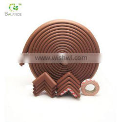 corner safe edge cushioning child baby safety products Soft baby caring corners from Factory Guangzhou