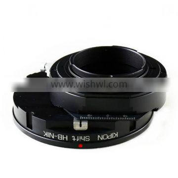 Kipon Hasselblad Lens to (for)Nikon F Mount Shift Adapter