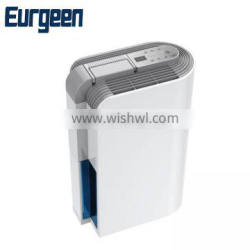 OL10-011E 10L Portable Household Compact Ultra Quiet Dehumidifier for Damp Air, Moisture suitable at all places