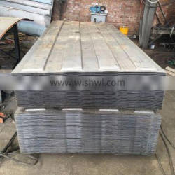 Customized container roof panel in size: THICKNESS=1.0-2.5MM, WIDTH=1200MM,LENGTH=2360MM/2370MM/2380MM/2390MM/2900MM.