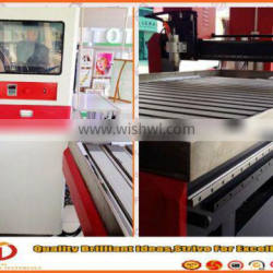 2015 advertising taiwan cnc copy router machine