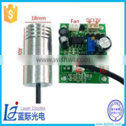 Low cost red 100mw laser module 650nm dot laser diode module