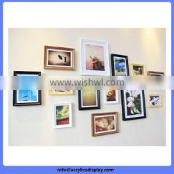 Practical good quality baroque wood frame
