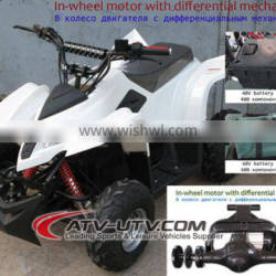 High Quality 48V/800W Electric ATV Motorcycles For Sale
