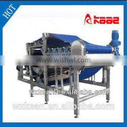Industrial Fruit juice extractor for apple juice with ISO and CE