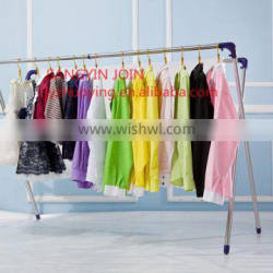 X TYPE folding clothes drying rack