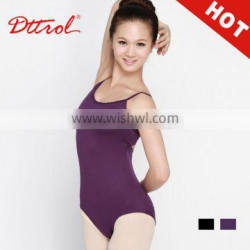 D005522 Jumpsuits for women fancy sleeveless rhythmic gymnastics leotards