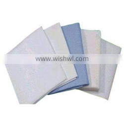 disposable bed sheet with elastic ribbon/disposable nonwoven bed sheet/disposable bed cover