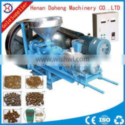 automatic floating feed pellet machines for fish