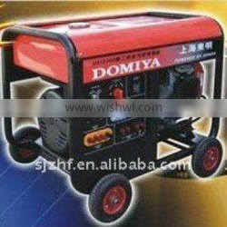 DS series single-phase and -three-phase gasoline generator set