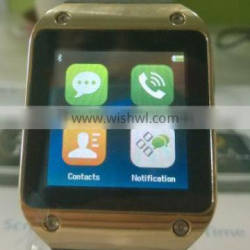 PW305 Smart watch talking watches Call/SMS/contacts/Social Notice/Vibration Alert/ Music & Cam. Control/ mens wrist watch