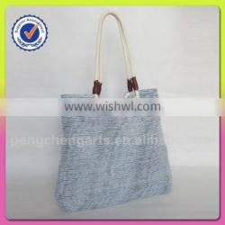 Women tote bag style handbag with paper straw bags manufacturers in china
