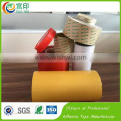 Double Sided Adhesive PET Acrylic Tape for Shoe and Leather Indusry