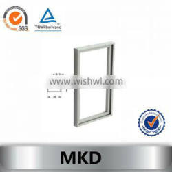 MKD customized aluminium furniture profile for door and window
