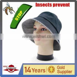Outdoor hat prevent insect bites for adult