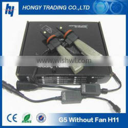 2015 new all in one led headlight h4 h7 h6 h11 9005 9006 G5 3000lm
