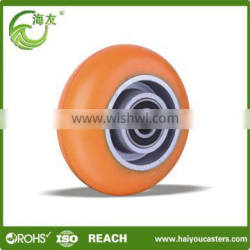 Easy To Use and Best-selling Pu Wheelbarrow Wheel
