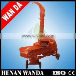 Agriculture silage chaff cutter grass crusher