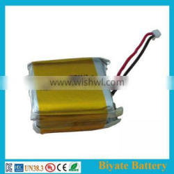 1700mAh 3.7v cell 3.6 volt rechargeable battery pack