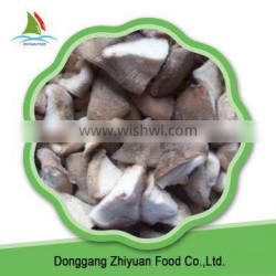 Whole & Quarter IQF Frozen Shiitake With High Quality On Sale