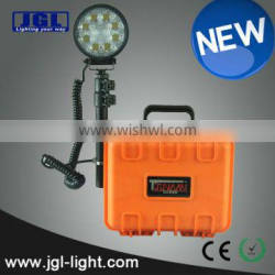 For extreme durability LED Work Light stand Model RLS-24W portable working scene light