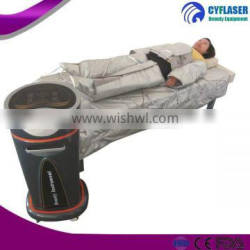 The latest high-tech far infrared pressotherapy lymphatic massage machines for beauty salon use