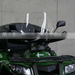 300CC UTILITY ATV quad windshield windscreen