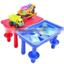 ZL new sand and water table